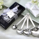 """""Love Beyond Measure"" Heart-Shaped Measuring Spoons in Gift Box"""