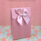 """Pink ""Delivered with Love"" Boxes"""