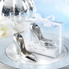 """A Perfect Fit!"" Chrome Slipper Opener"""