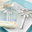 """""Palm Breeze"" Chrome Palm Tree Bottle Opener"""