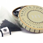 Vanilla Comoro Decaf Black Tea Favours by Harney and Sons Master Tea Blenders New York