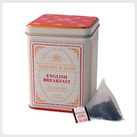 English Breakfast Tea Gift - Harney and Sons Master Tea Blenders New York