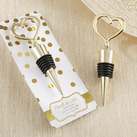 """""Heart of Gold"" Bottle Stopper """