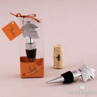 """Leaf Wine Stopper In Gift Packaging"""
