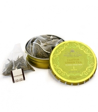Canton Green Tea Favours by Harney and Sons Master Tea Blenders New York