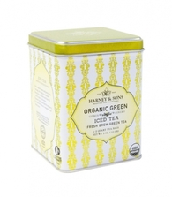 Organic Green w/Citrus & Ginkgo Iced Tea - Harney and Sons Master Tea Blenders New York