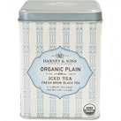 Organic Plain (Black) Iced Tea - Harney and Sons Master Tea Blenders New York