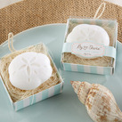 """By the Shore"" Sand Dollar Soap"