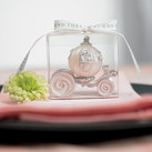 """Cinderella Wedding Carriage Candle"""