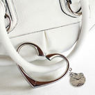 """A Heart To Carry"" Purse Valet With Gift Packaging"