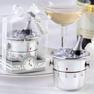 "Kate Aspen """"It's About Time! Let's Celebrate"" Champagne Bucket Timer """