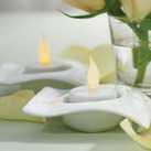 Flameless Battery Operated Tealight (Set of 6)