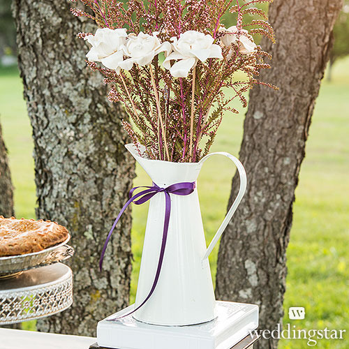 http://www.weddingfavoursaustralia.com.au/products/french-provincial-style-enamel-pitcher-wedding-centerpieces