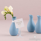(Set of 6) Mini Decorator Favour Wedding Vase Centrepieces