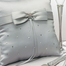 Platinum by Design Wedding Ring Bearer Pillow