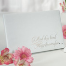 Fairy Tale Dreams Wedding Guest Book