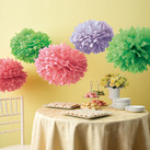 """Martha Stewart Colour Burst Pom Poms Set"""
