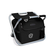 Cooler Chair - Black Groomsmen Gift Ideas