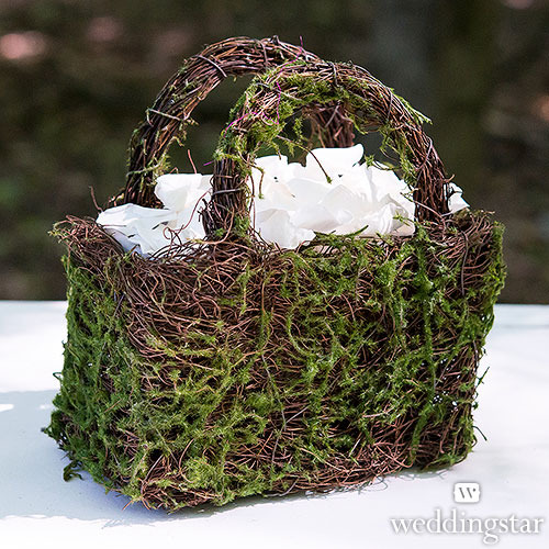http://www.weddingfavoursaustralia.com.au/products/faux-moss-and-wicker-basket-with-handles-and-liner