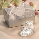 Choice Crystal By Fashioncraft - Baby Shoe Baby Shower Favours