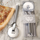 Amore Stainless Steel Pizza Cutter