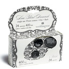 Single Use Love Bird Damask Wedding Camera Favour