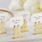 """Double Happiness"" Place Card Holders (Set of 6)"