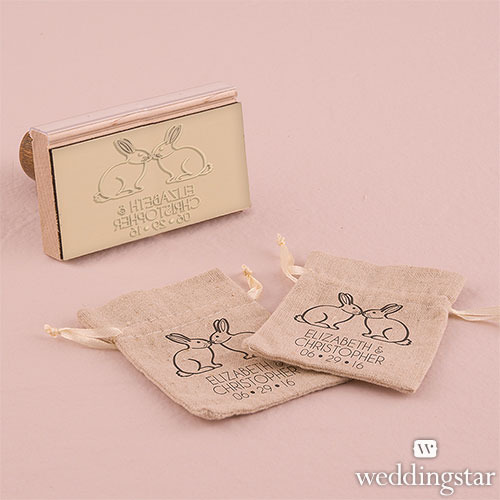 http://www.weddingfavoursaustralia.com.au/products/woodland-style-rabbits-custom-rubber-stamps
