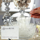 """Love Wedding Bubble Favour Wands (set of 24)"""
