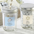 Mason Jar Christening (Personalisation Available)