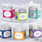 "(Set of 12) ""Unexpected Treasures!"" Favour Tin -Baby"