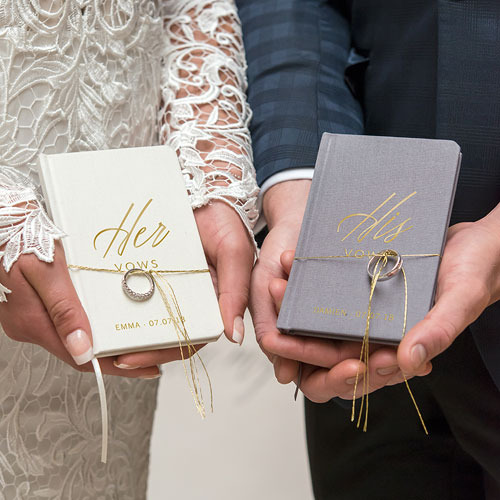 http://www.weddingfavoursaustralia.com.au/products/personalised-linen-pocket-journal-her-vows-emboss