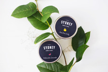 4 oz Vintage Modern Soy Candle Bomboniere by Sydney Candle Studio