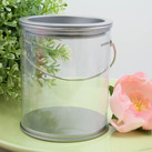Perfectly plain Large Paint Can Candy Tin DIY Bomboniere