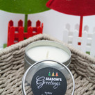 Corporate Christmas Gifts 4 Oz Tin Soy Candle