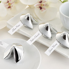 "Kate Aspen """"Good Fortune"" Fortune Cookie Place Card Holder (Set of 4) """