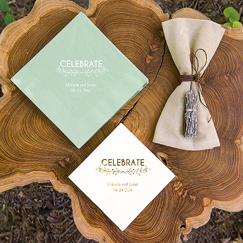 http://www.weddingfavoursaustralia.com.au/products/set-of-100-woodland-pretty-celebrate-printed-napkins