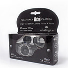 """Single Use Vintage Design Wedding Camera Favour"""