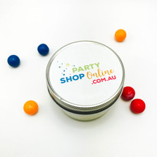 Personalised Corporate Gifts for Clients - Scented Soy Candle in a 4 Oz Modern Jar