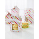 """Modern Festive Scalloped Treat Box (Set of 6)"""