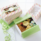 """Martha Stewart Modern Festive Match Box (Set of 6)"""