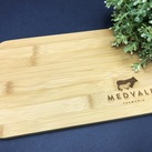Personalised Corporate Gift or Your Own Logo /Brand Mini Serving or Chopping board