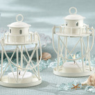 """""By the Sea"" Lighthouse Tea Light Holder"""