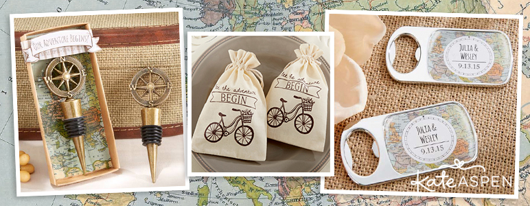 Destination Wedding Favours